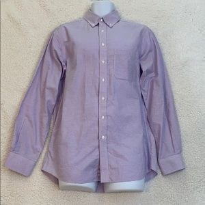 Round tree and York Non-Iron Slim Fit Button Down